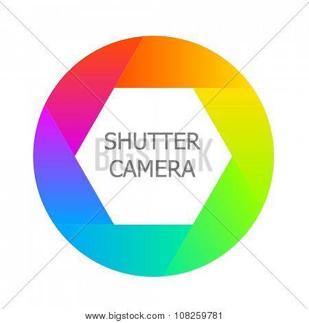 Icon shutter camera