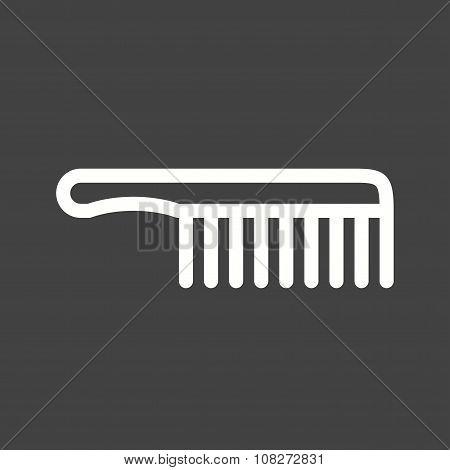 Comb , Hair