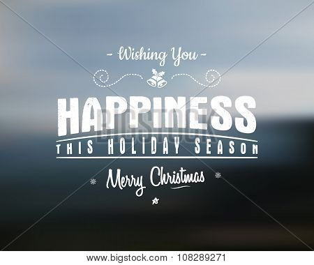 Merry Christmas lettering. Wishes Vector clipart for Holiday season cards, posters, banners, flyers
