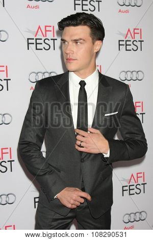LOS ANGELES - NOV 12:  Finn Wittrock at the AFI Fest 2015 - Presented by Audi - The Big Short Gala Screening at the TCL Chinese Theater on November 12, 2015 in Los Angeles, CA