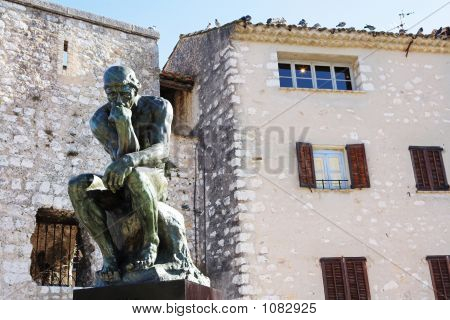 The Thinker - St Paul #7