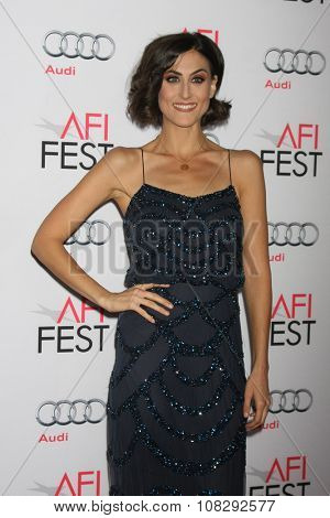 LOS ANGELES - NOV 12:  Gabriele Valensi at the AFI Fest 2015 - Presented by Audi - The Big Short Gala Screening at the TCL Chinese Theater on November 12, 2015 in Los Angeles, CA