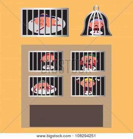 Brain Imprison