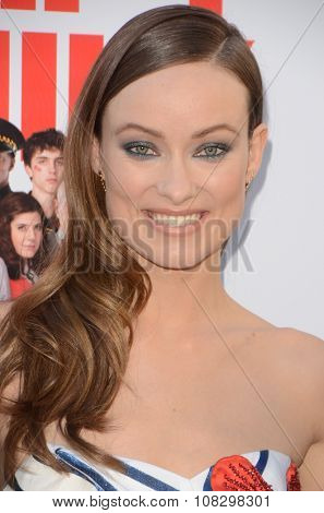 LOS ANGELES - NOV 12:  Olivia Wilde at the
