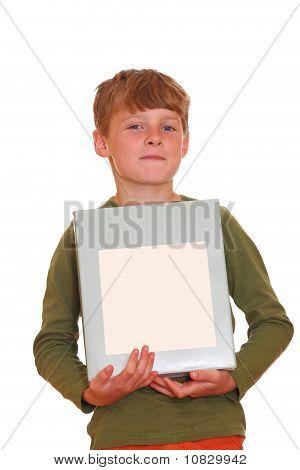 Copyspace boy