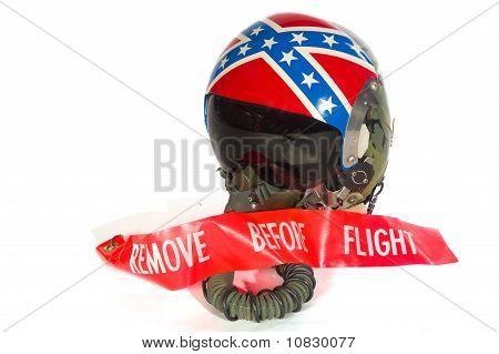 Americain Aircraft Helmet