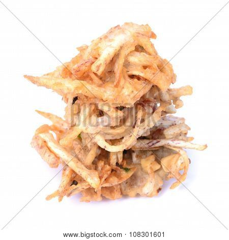Fried Taro Chips, Appetizer, Vegetarian Festival