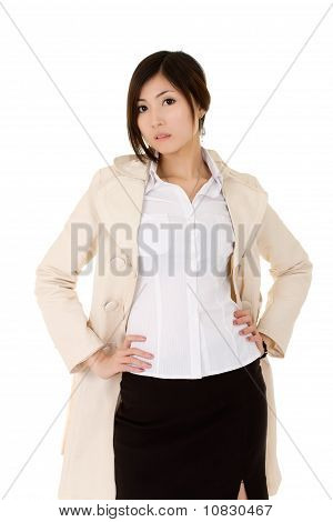 Modern Business Woman