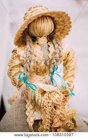 Belarusian Straw Dolls Are Most Popular Souvenirs From Belarus