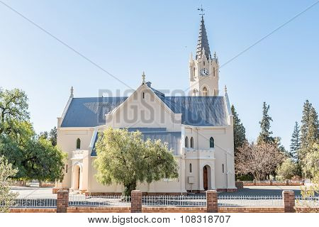 Dutch Reformed Church In Vosburg