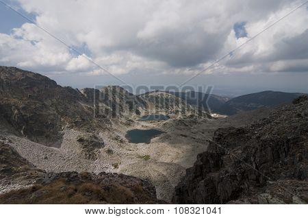Bulgaria Rila Mountains
