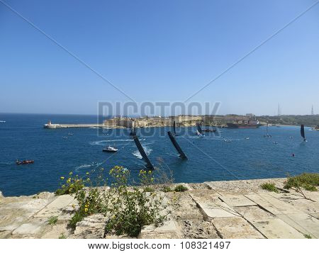 Regatta on Malta