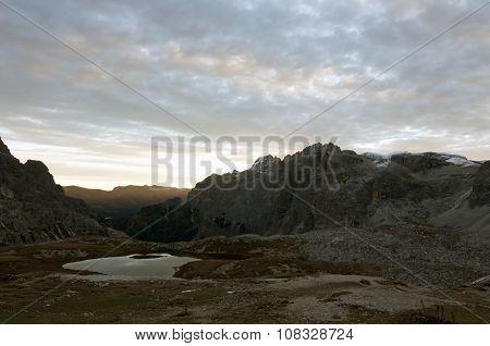 Cime di Lavaredo or Drei Zinnen