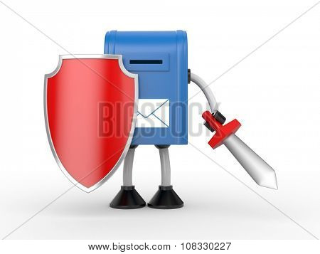 Your mailbox under protection