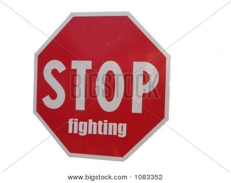 Dejen de pelearse