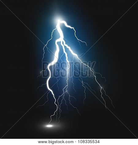 Best realistic lightning sign