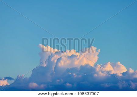 Strange Clouds In The Sky