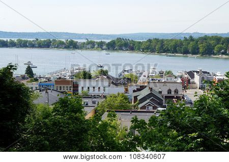View of Harbor Springs