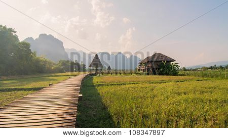 Country In Laos