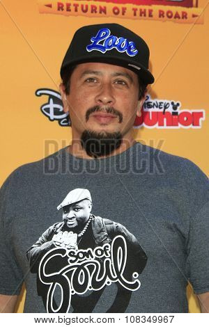 LOS ANGELES - NOV 14:  Andrew Kishino at the