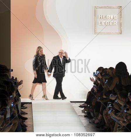 Herve Leger - Spring 2016 Collection