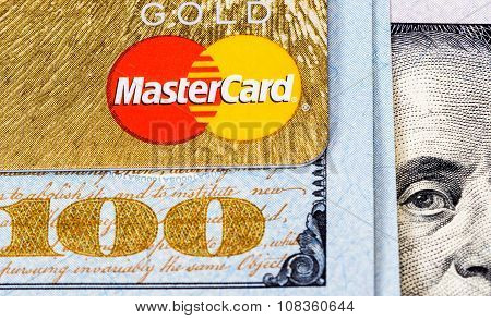 Mastercard Debit Card With Us Dollar Bills