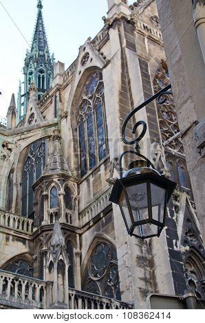 Nancy's Church