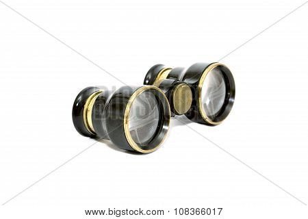 The Old Opera Binocular Isolated
