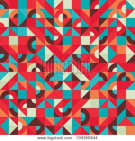 Abstract background - colored vector pattern