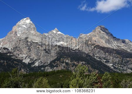 Grand Tetons