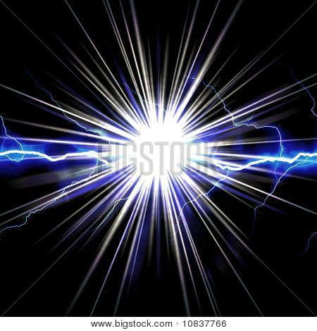 Shocking Lightning Burst