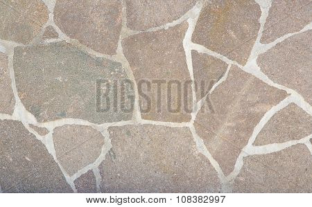 Stone Cladding Wall