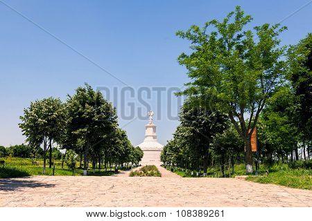 Historic Monument In Calarasi