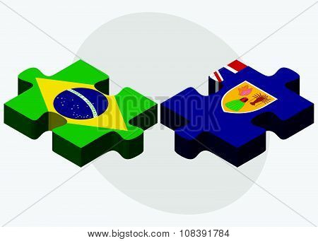 Brazil And Turks And Caicos Islands