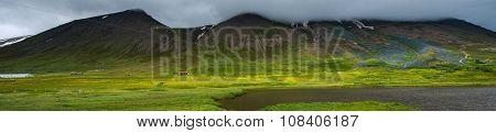 Eyjafjordur Peninsula, Iceland