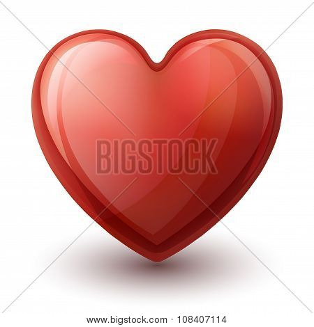 Glassy Heart