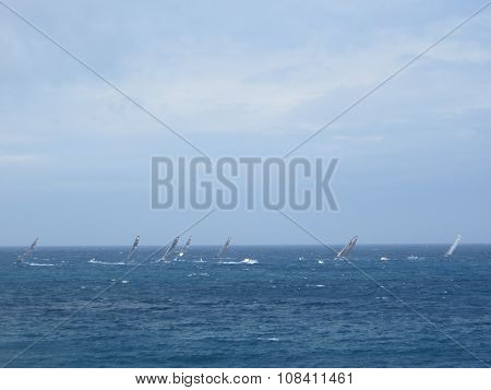 Regatta on Malta