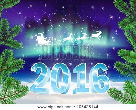 2016 christmas background.