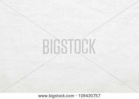White Tablecloth Texture Background, White Fabric Background