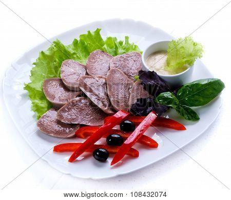 Roast Beef Tongue