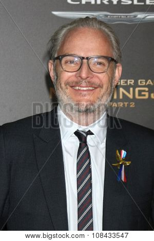 LOS ANGELES - NOV 16:  Francis Lawrence at the