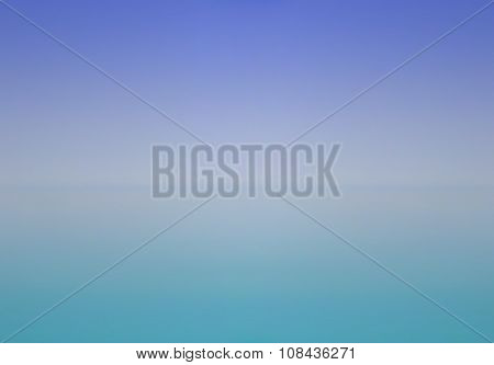 Blurred Sky-blue Background