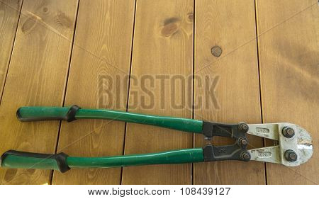 The Tool On A Table