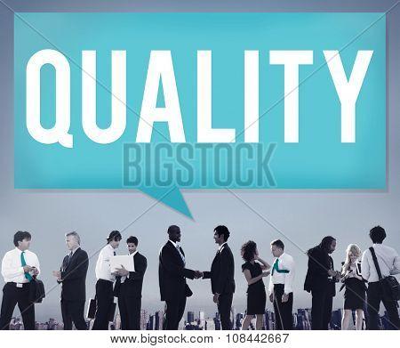 Quality Grade Level Guarantee Value Status Concept