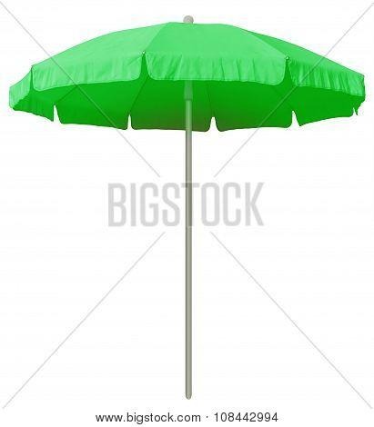 Beach Umbrella - Green