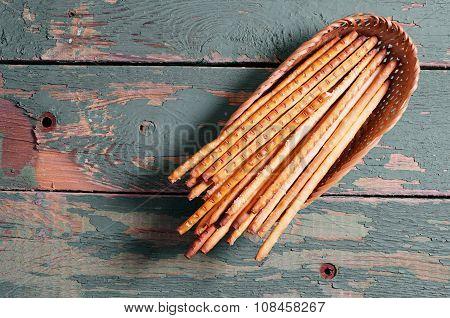 Salted Bread Sticks