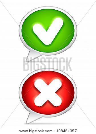 Check Mark Symbols
