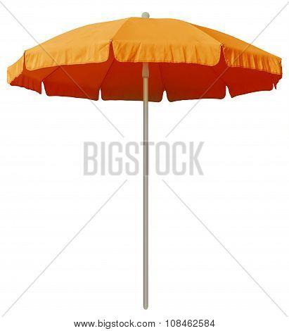 Beach Umbrella - Orange