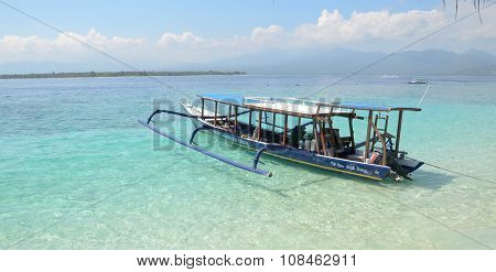 Boat Carrying Tourists
