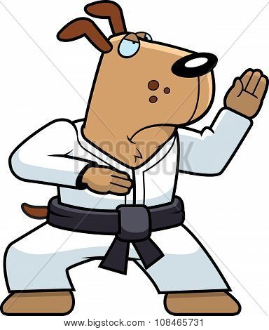 Karate Dog
